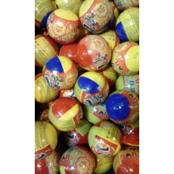 Chupa Chups 1 jouet et 1 sucette en Capsule 90 mm