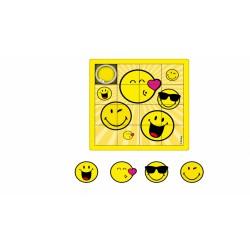 Jeu Patience Pousse Pousse Smiley 8x8