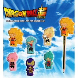 Embouts de crayon Dragon Ball Z en Capsule 50/55 mm