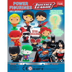 Power Figurines Justice League Série 2 en Sachet Imprimé