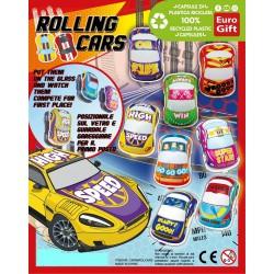 Rolling Cars en Capsule 65MM