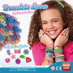 Kit confection de bracelets Loom en Capsule 50/55 mm