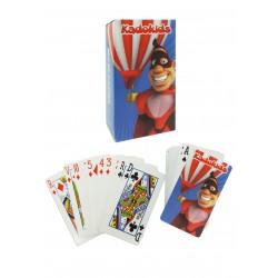 Mini jeu de 52 cartes